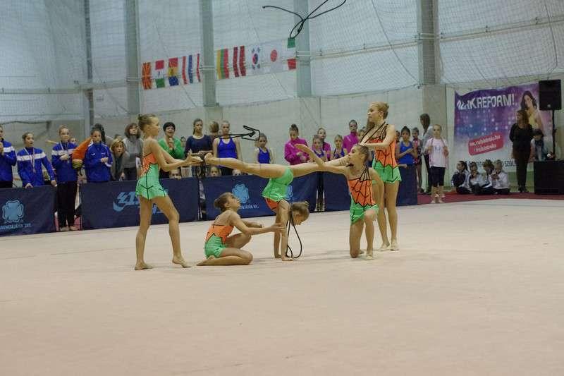Ritmikus sportgimnasztika