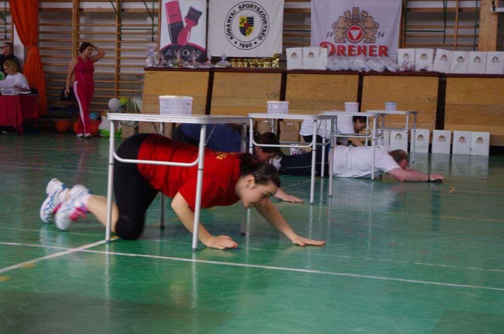 2014. óvónők sportnapja