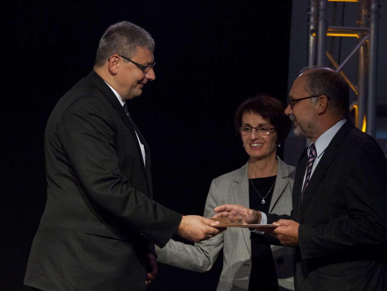 Elismerésben részesült Kovács Róbert polgármester