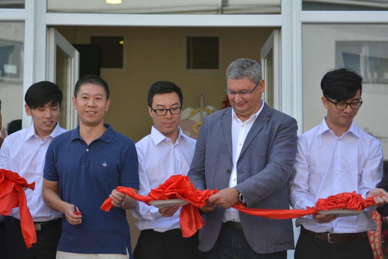 Új kínai orvosi rendelő nyílt Kőbányán