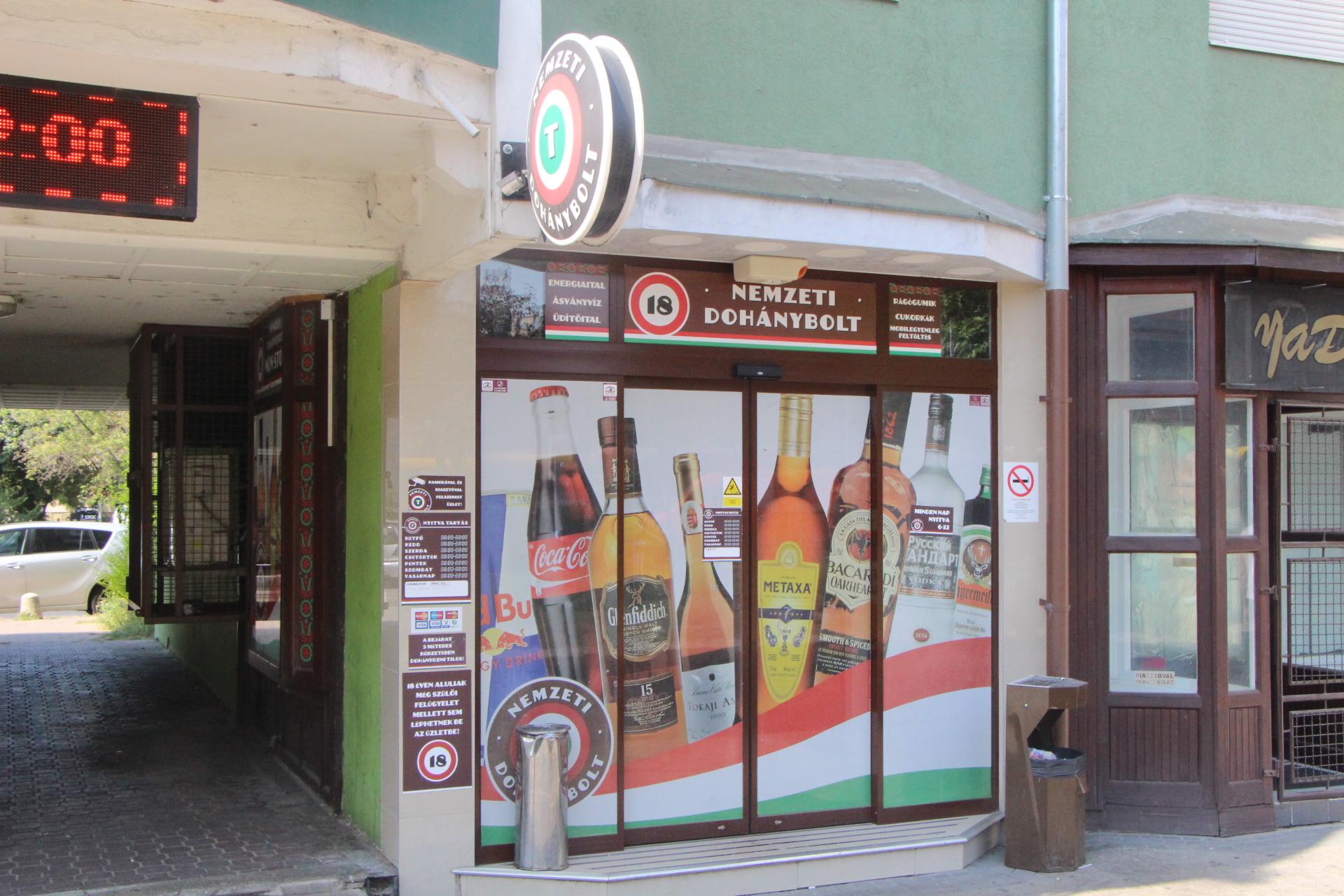 A kerület  polgármestere fokozott razziát rendelt el a dohányboltok környékén
